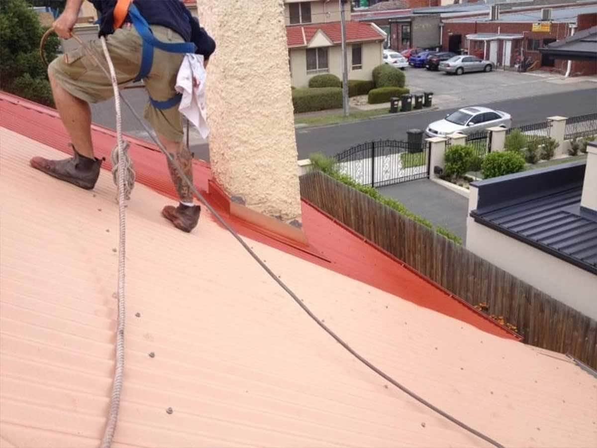 Roof Repair in Melbourne