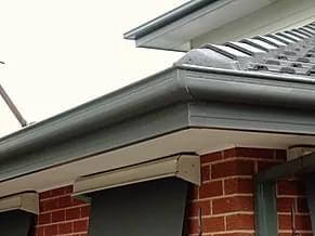We have many options for fascia covering, made from Durakote � steel which ensures longevity and requires no maintenance ever!